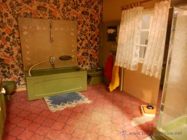 Casas de Muñecas: Casa de muñecas. Años 60. - Foto 15 - 47806965