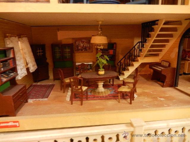 Casas de Muñecas: Casa de muñecas. Años 60. - Foto 17 - 47806965