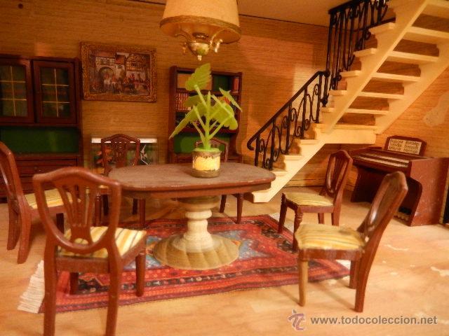Casas de Muñecas: Casa de muñecas. Años 60. - Foto 19 - 47806965