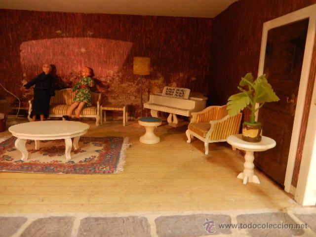 Casas de Muñecas: Casa de muñecas. Años 60. - Foto 25 - 47806965