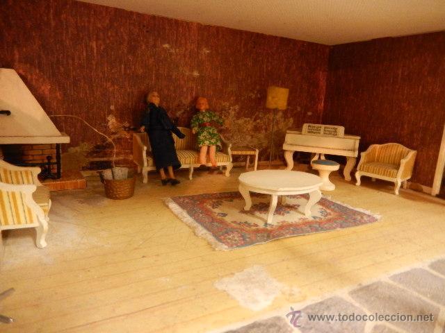 Casas de Muñecas: Casa de muñecas. Años 60. - Foto 27 - 47806965