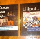 Casas de Muñecas: ERASE UNA VEZ LILIPUT 1 Y 2 / CASAS DE MUÑECAS. Lote 48729594