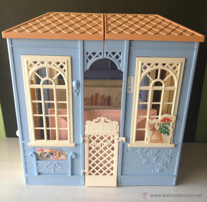 Casa barbie con complementos comprar casas de mu ecas for Complementos casa
