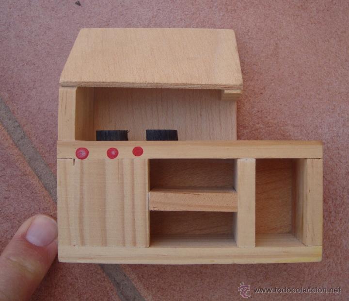 Cocinas juguete madera juguetes educativos janod juguetes de madera juguete pequea cocina - Casa munecas eurekakids ...