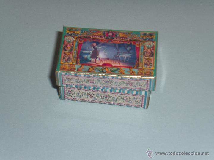 Casa de mu ecas caja teatro diorama cenicienta comprar casas de mu ecas mobiliarios y - Casa de munecas teatro ...