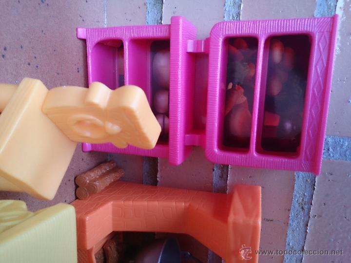 Casas de Muñecas: Lote muebles accesorios originales Enanitos Disney - Foto 3 - 50179542
