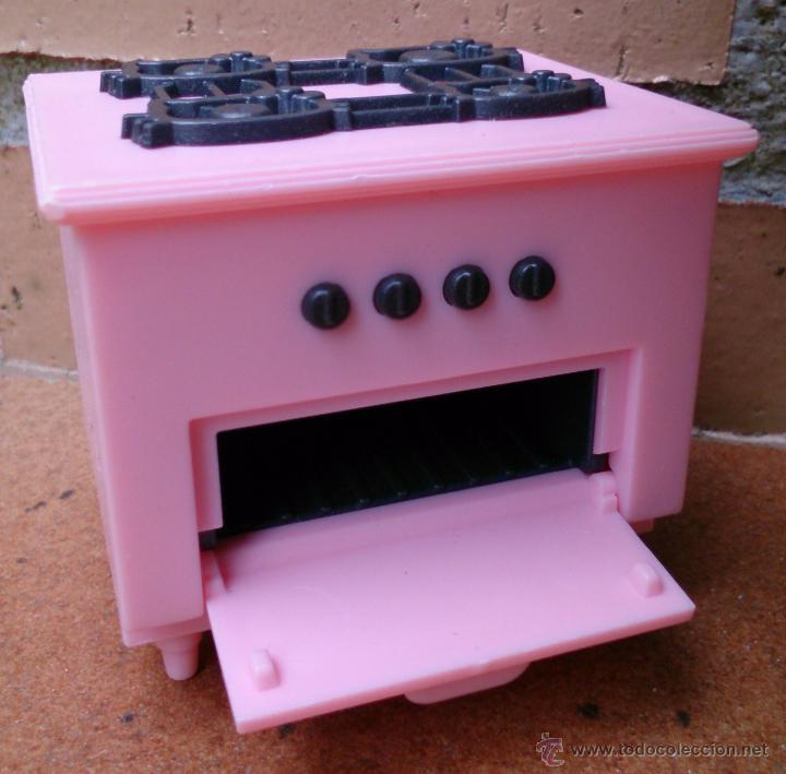 Casas de Muñecas: Pieza mueble casa de Muñecas Hello Kitty, cocina - Foto 2 - 50271547