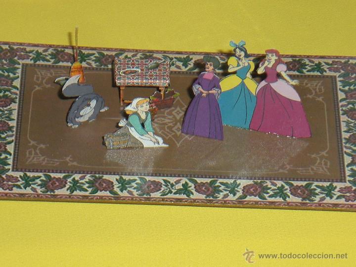 Casas de Muñecas: CASA DE MUÑECAS, TEATRO DE CENICIENTA, TEATRO ANTIGUO, TEATRO DE JUGUETE, JUGUETE ANTIGUO - Foto 45 - 51034628