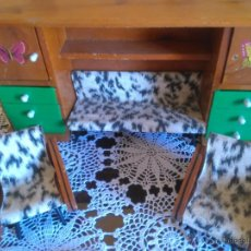 Doll houses - muebles casa muñecas tipo vitage - 51494417