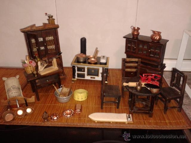 Gran lote de muebles y complementos para casa d comprar casas de mu ecas mobiliarios y - Muebles y complementos ...
