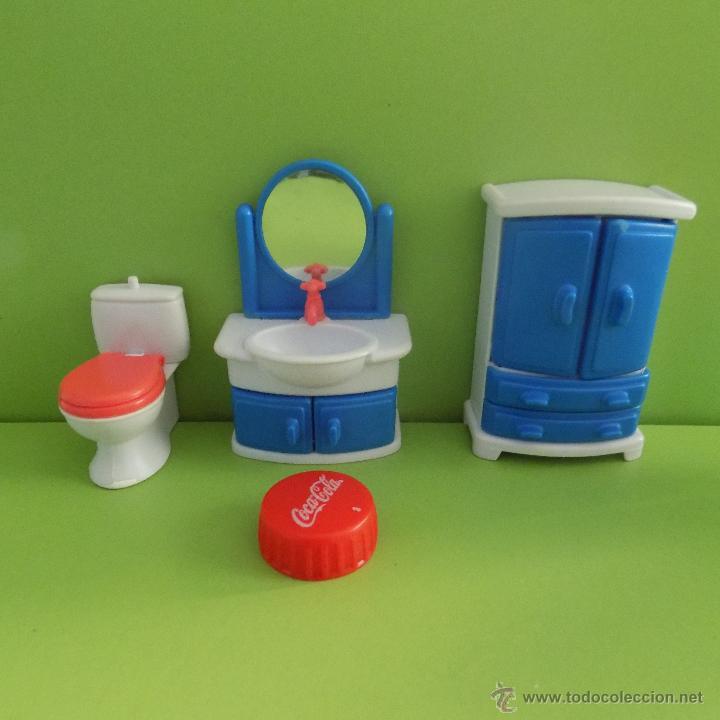 muebles plastico para casa de muñecas - Comprar Casas de Muñecas ...
