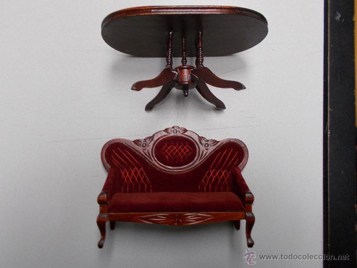 Mesa de comedor y sofa estilo clasico, casita d - Verkauft durch ...