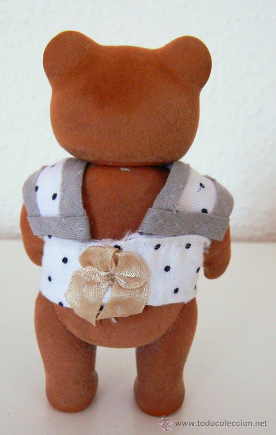 Casas de Muñecas: Camisa casera para Sylvanian blusa blanca oso osa ropa muñecas - Foto 2 - 54582846