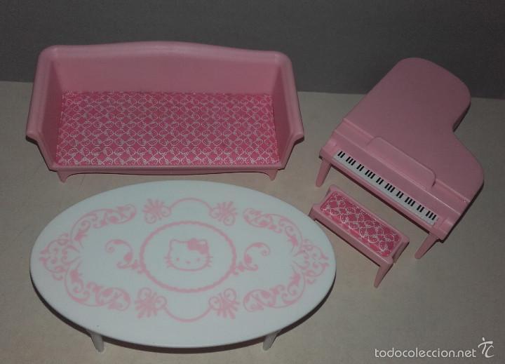Lote muebles accesorios salon comedor coleccion comprar - Accesorios para casa de munecas ...