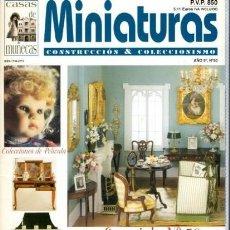 Casas de Muñecas: CASAS DE MUÑECAS - MINIATURAS - CONSTRUCCION & COLECCIONISMO. Lote 56604751