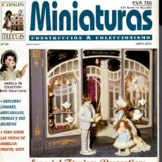 Casas de Muñecas: CASAS DE MUÑECAS - MINIATURAS - CONSTRUCCION & COLECCIONISMO. Lote 56604822