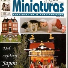 Casas de Muñecas: CASAS DE MUÑECAS - MINIATURAS - CONSTRUCCION & COLECCIONISMO. Lote 56604838