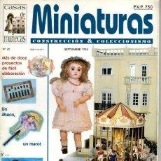 Casas de Muñecas: CASAS DE MUÑECAS - MINIATURAS - CONSTRUCCION & COLECCIONISMO. Lote 56604868
