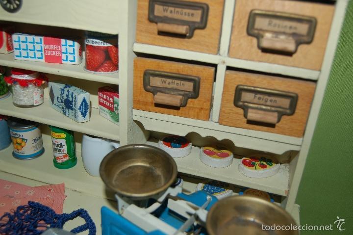 Casas de Muñecas: tienda frutería alemana de madera - Foto 4 - 56916685