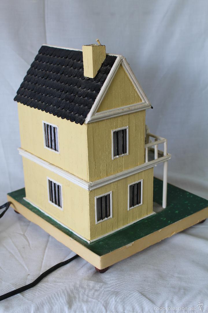 Casa de mu ecas en madera de estilo colonial comprar casas de mu ecas mobiliarios y - Casa de munecas you and me ...