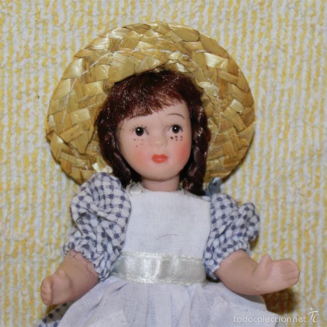 Mu U00f1eca Victoriana De Porcelana Articulada - 15