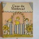 Casas de Muñecas: LIBRO-JUGUETE CASA DE MUÑECAS CON RECORTABLES. Lote 58504913
