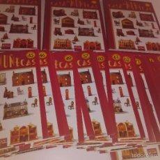 Casas de Muñecas: ENCICLOPEDIA CASA DE MUÑECAS EDICIONES DEL PRADO 3 VOLUMENES COMPLETOS ENCUADERNADOS Y LOS FASCICULO. Lote 81698152