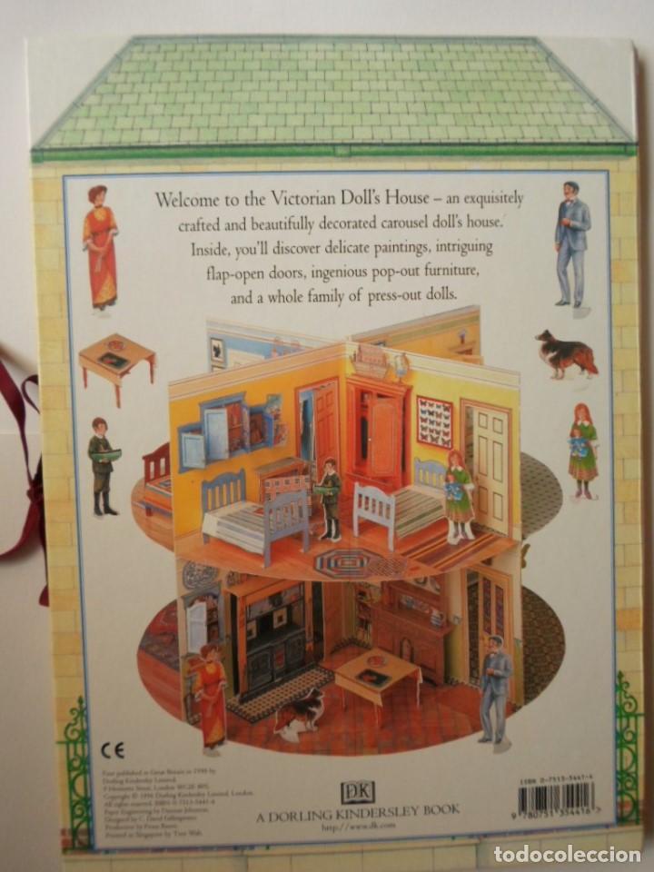 Libro Pop Up Casa De Munecas Victorian Doll Sold Through Direct
