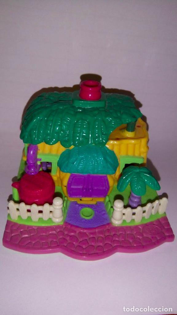 Casas de Muñecas: OFERTA BlueBird 1994 Casa Palmera Polly Pcket leer descripción - Foto 2 - 73397339