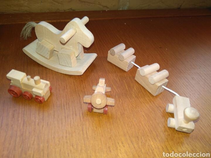 juguetes de madera para casa de muñecas marca a - Comprar Casas de . f858a9e9321
