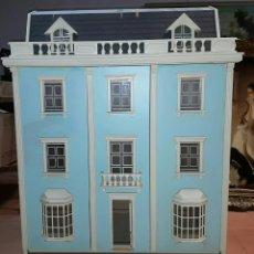 Casas de Muñecas: BONITA CASA DE MUÑECAS PARA RESTAURAR. Lote 83926226