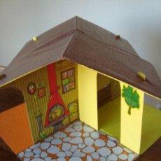 Casas de Muñecas: CASA DE LA FAMILIA FELIZ DE CONGOST AÑOS 70. Lote 89254616