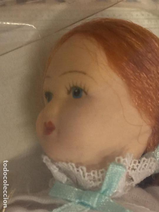 Peque U00f1a Mu U00f1eca Victoriana De Porcelana Articula