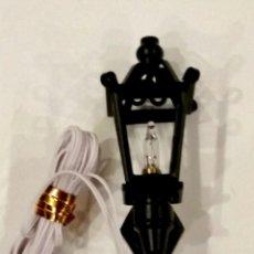 Casas de Muñecas: LAMPARA PARA CASAS DE MUÑECAS ESCALA 1/12. Lote 94311462