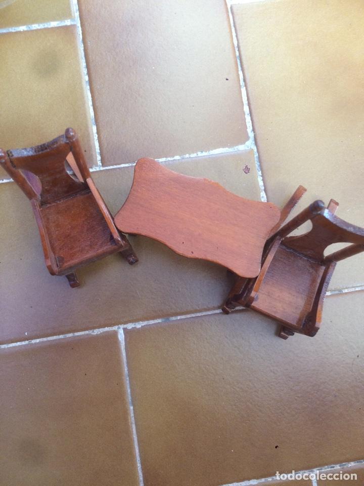 c48bd3a7da silla balancín más mesa auxiliar - Comprar Casas de Muñecas ...