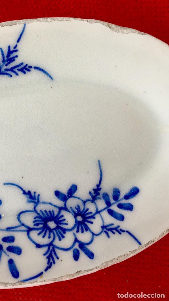 Casas de Muñecas: Vajilla porcelana tetera casa de muñecas pintada a mano 1940 2 servilletas de hilo panera y lechera - Foto 22 - 97366711