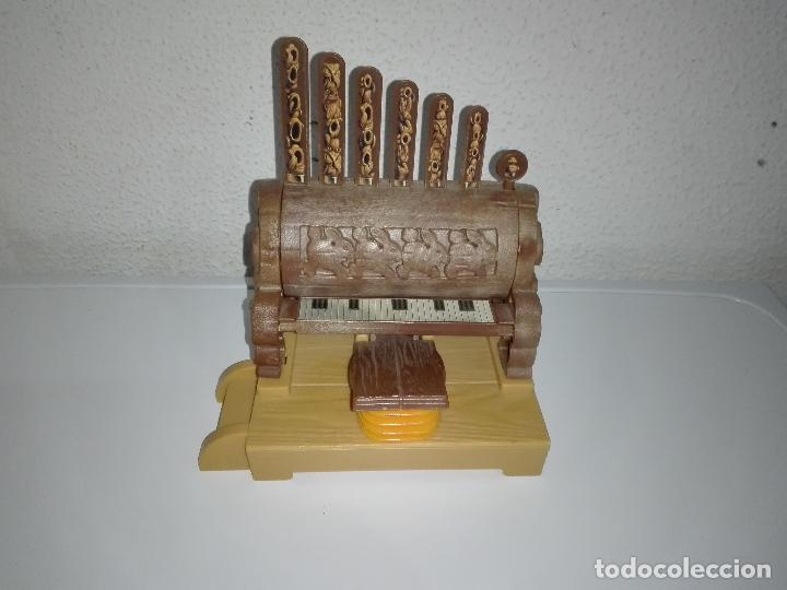 Precioso organo piano de los siete enanitos de comprar casas de mu ecas mobiliarios y - Casa blancanieves simba ...