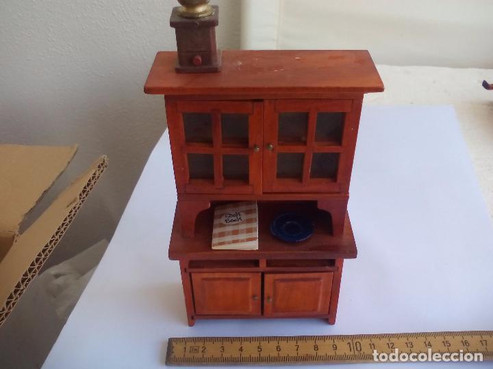 Mueble alacena de madera para cocina con molini - Verkauft durch ...
