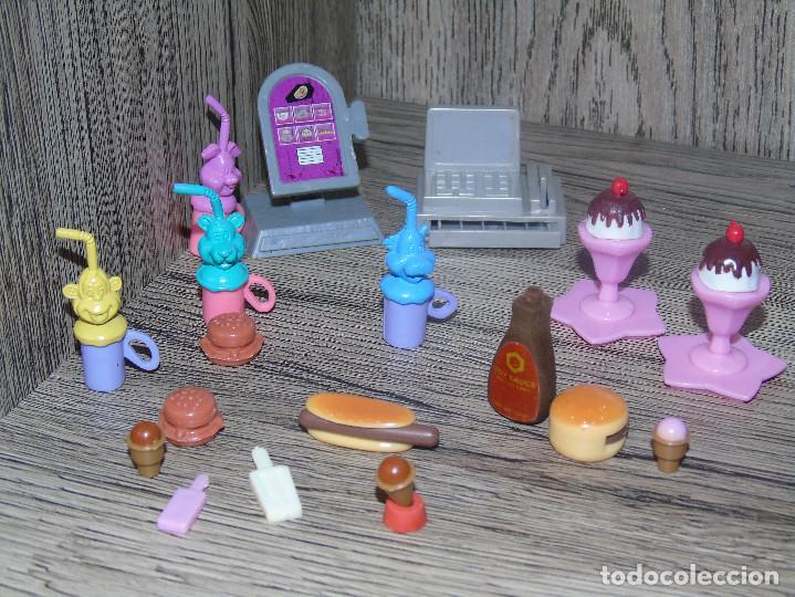 Lote de 17 accesorios miniaturas vasos bar para comprar - Accesorios para casa de munecas ...