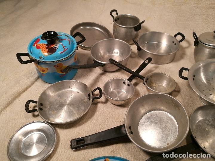 Menaje Cocina | Lote De Menaje Cocina Cacharritos Anos 70 80 Comprar Casas De