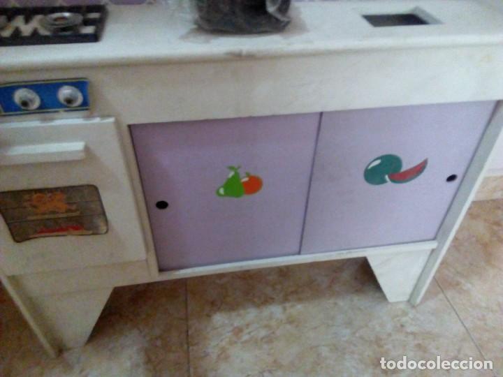 Casas de Muñecas: Cocina de muñeca antigua - Foto 3 - 102839539