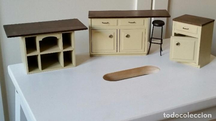 muebles de cocina de casas de muñecas nuevos - Comprar Casas de ...