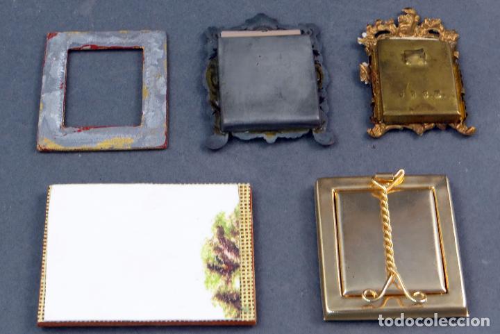 5 cuadros marcos para casa muñecas años 20- 30 - Comprar Casas de ...