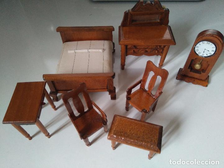 Casas de Muñecas: Muebles en miniatura para casa de muñecas - años 80 - Foto 2 - 104815347