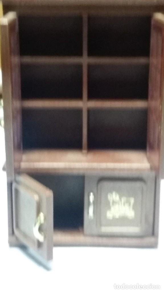 Casas de Muñecas: mueble comedor bandai miniatura, 1986 resina - Foto 3 - 105807991