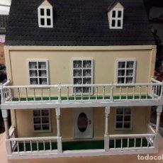 Casas de Muñecas: CASA MUÑECAS EN MADERA, BUEN ESTADO.. Lote 106009239