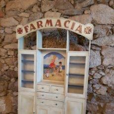 Casas de Muñecas: FARMACIA ANTIGUA JUGUETE. Lote 106206012