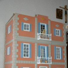 Casas de Muñecas: CASA DE MUÑECAS COMPLETA. Lote 107914539