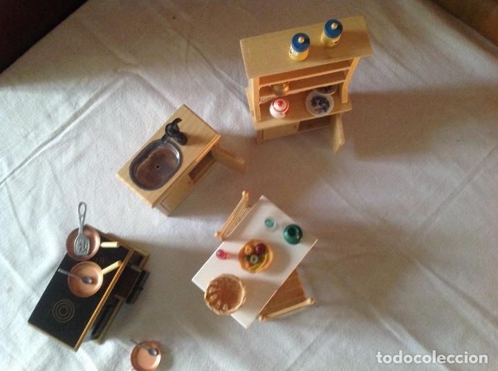 Varios muebles miniatura de cocina y accesorios comprar for Accesorios de cocina online