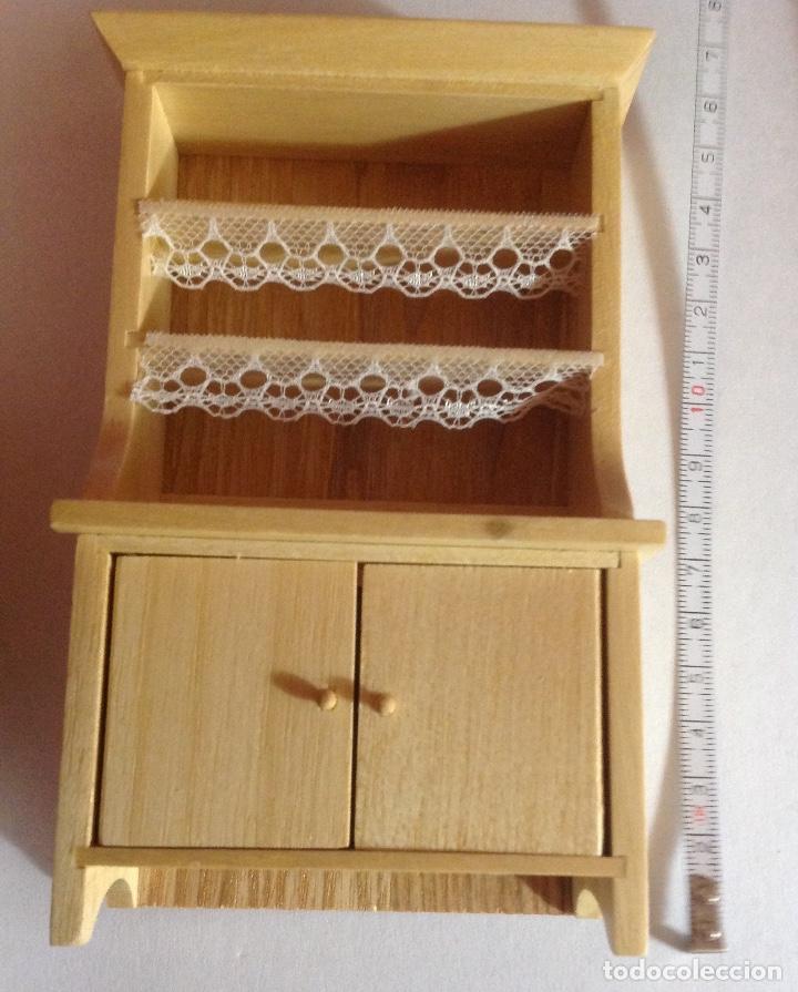 varios muebles miniatura de cocina y accesorios - Kaufen ...